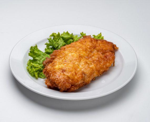 Филе куриное жареное в сыре