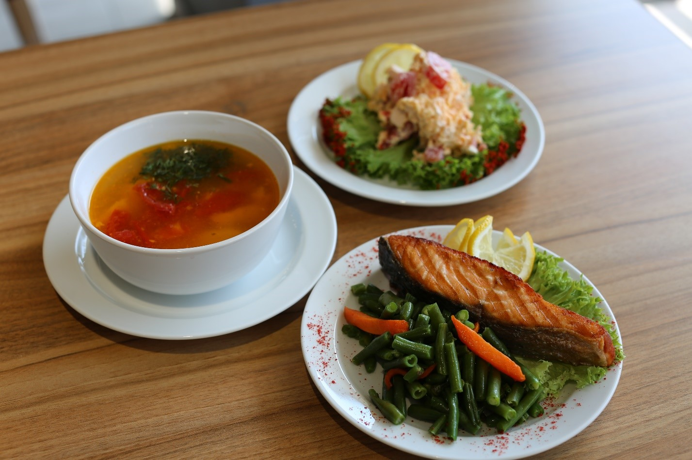 Доставка обедов в Адлере